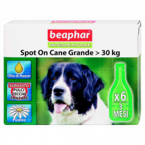BEAPHAR Spot On Cane Grande