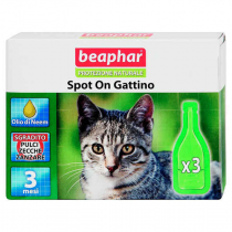 BEAPHAR Spot On Gattino