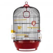 FERPLAST Diva - Gabbia per canarini, esotici e altri piccoli uccelli