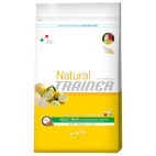 Trainer natural adult mini manzo, riso e ginseng 7,5 kg
