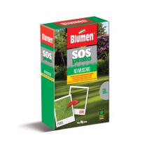 BLUMEN SOS Prato No Muschio - Semi per tappeto erboso - Confezione da 1kg