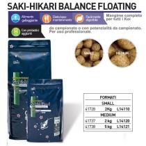 Saki Hikari Color Enhacing 5Kg (Large-25cm)