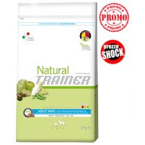 Trainer natural adult maxi tonno, riso e alga spirulina 12,5 kg