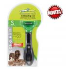 FURminator spazzola cani taglia piccola pelo lungo