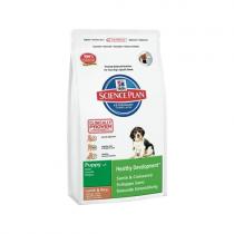 Hill's science plan healthy development puppy medium agnello e riso 12 Kg