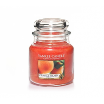 Yankee candle orange splash giara media
