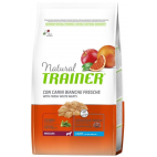 Crocchette per cani Trainer natural adult medium light 12,5 Kg
