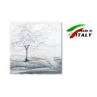 Cartapietra quadro in basso rilievo fatto a mano l'albero dei sogni