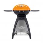 Il Bracere barbecue a gas porcellanato Beefeater Bugg arancione