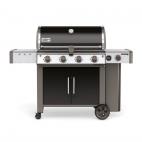 Barbecue a gas Weber Genesis II LX E-440 GBS black 62014129