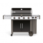 Barbecue a gas Weber Genesis II LX E-440 GBS black