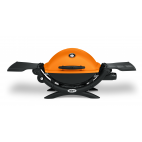 Barbecue a gas Weber Q 1200 orange arancione