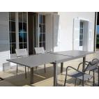 Vermobil tavolo sofy estensibile fango 140/280 x 90