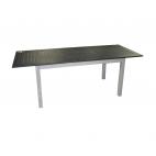 Greenwood set tavolo ravello 150/210 con 6 sedie Amalfi