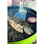 Weber original spatola inox per barbecue