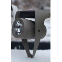 Watt & Home power spot medium luce da esterno con pannello solare