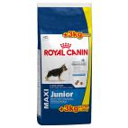 Crocchette per cani Royal canin maxi junior 15 kg + 3 omaggio (18 Kg)