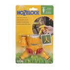 Hozelock 2256 connettore-raccordo doppio rubinetto