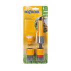 Hozelock 2352 kit irrigatore base rompi-getto e lancia regolabile