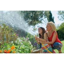 Hozelock 8015 superhoze tubo per irrigazione estensibile 15 m