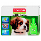 Beaphar spot on cucciolo 3 pipette