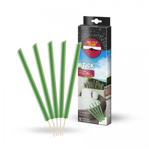 Antizanzare Activa Acti Zanza Stick bastoncini repellenti