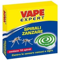 Vape expert spirale zanzare antizanzara