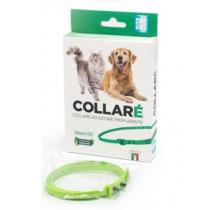 Ueber collare profumato antiparassiti per cani e gatti barriera naturale fragranza erbacea