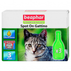 Beaphar spot on gattino 3 pipette