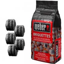 Weber bricchetti carbone 8 Kg