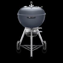 Weber barbecue a carbone master touch Ø 57 cm slate blue blu