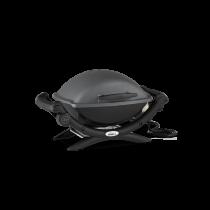Barbecue elettrico Weber Q 1400 dark grey