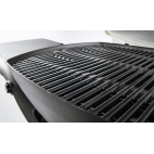 Barbecue a gas Weber Q 1200 black nero