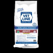 Crocchette per cani Vet Line monoproteico adulti...