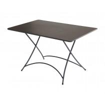 Tavolo da giardino pieghevole Greenwood Orta FTF 58 120 x 80 cm