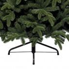 Albero di natale pino Kaemingk Noble pine verde 210 cm