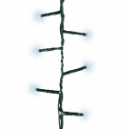 Luci di Natale bianco freddo 500 led Kaemingk 11 m