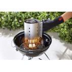 Ciminiera di accensione barbecue Weber piccola Rapidfire per smokey joe 7447