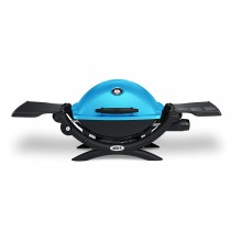 Barbecue a gas Weber Q 1200 blue