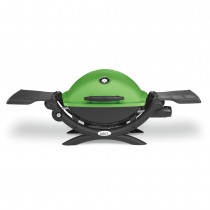 Barbecue a gas Weber Q 1200 green verde