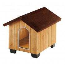 Ferplast domus small cuccia per cani in legno