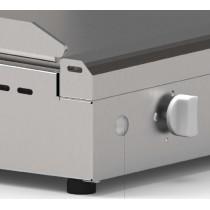 Plancha barbecue a gas Planet chef 80 liscia modello 2019