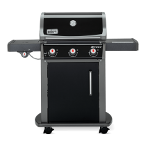 Barbecue a gas Weber spirit original E-320 black a...
