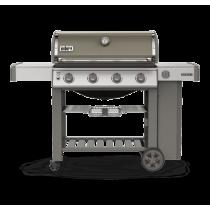 Barbecue a gas Weber genesis II E-410 Gbs smoke grey 62051129 modello 2019