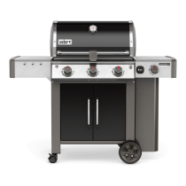 Barbecue a gas Weber Genesis II LX E-340 GBS black...