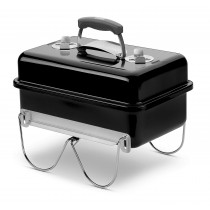 Barbecue a carbone portatile Weber go anywhere 1131004
