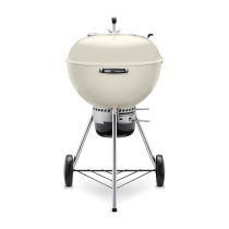 Barbecue a carbone Weber master touch Ø 57 cm ivory...