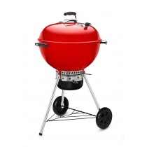 Barbecue a carbone Weber master touch 57 red rosso...