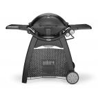 Barbecue a gas Weber Q 3200 black con carrello integrato 57012329