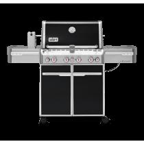 Barbecue a gas Weber Summit E-470 nero